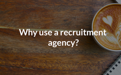 Why use a recruitment agency?